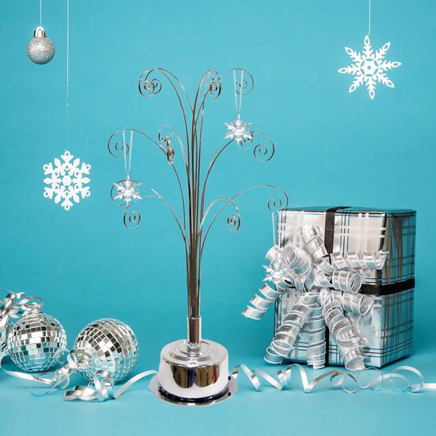 Swarovski Annual Ornament 2020 Rotating Display Hohiya